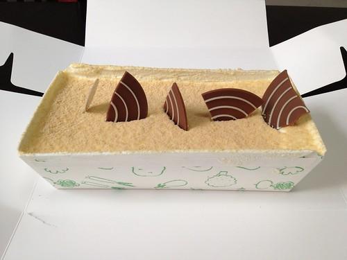 東海堂木糠布甸蛋糕 | 好好味! | Kansir | Flickr