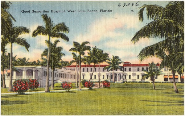 Good Samaritan Hospital, West palm Beach, Florida | File ...