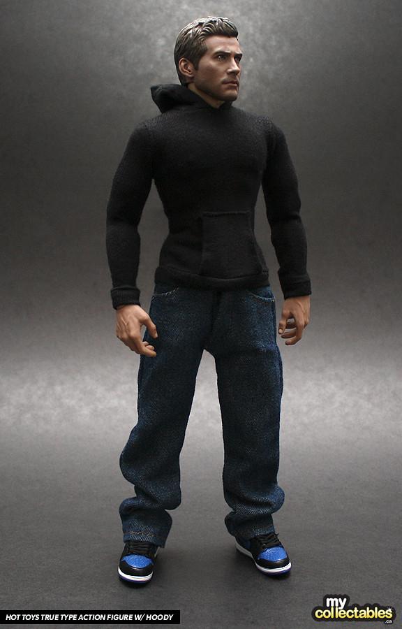Hoodie Jeans And Air Jordans Hot Toys Truetype Action
