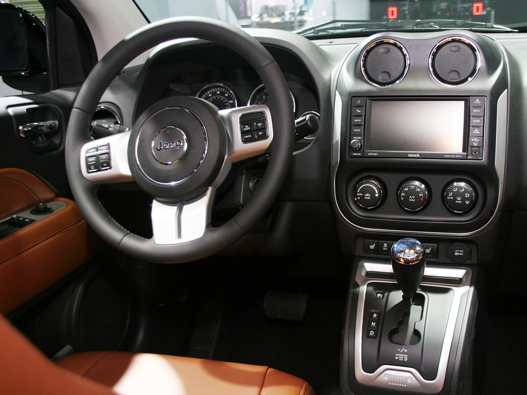 2014 Jeep Compass The 2014 Jeep Compass Delivers A New