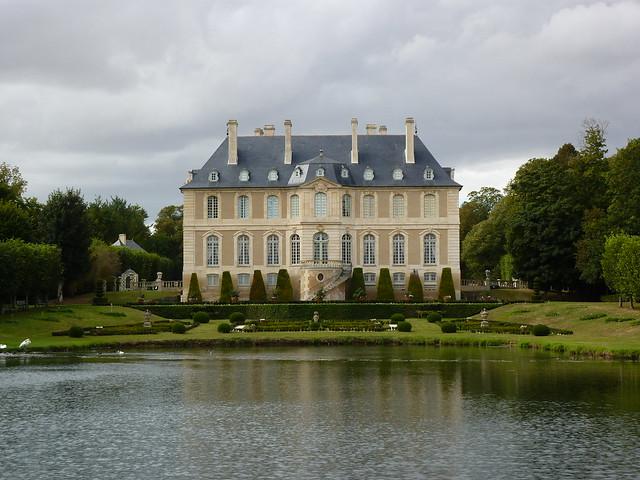 Lugares que ver Castillo de Vendeuvre