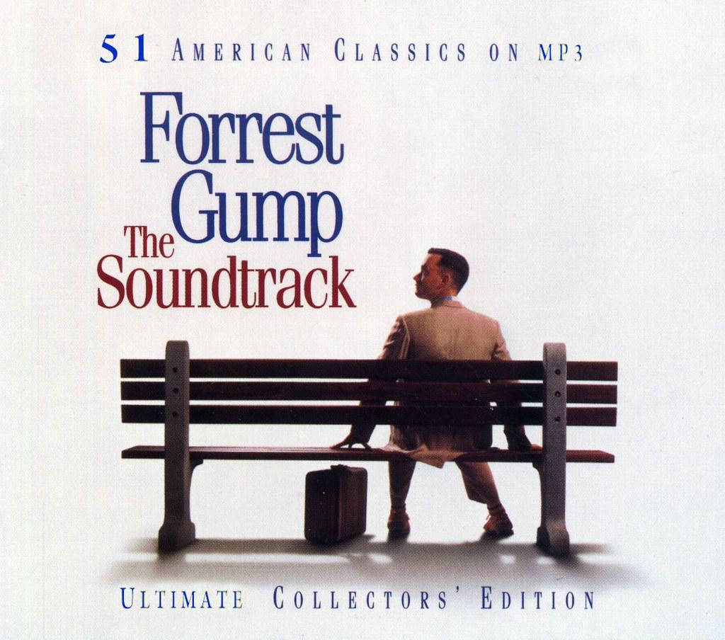Custom Forrest Gump Soundtrack Cover