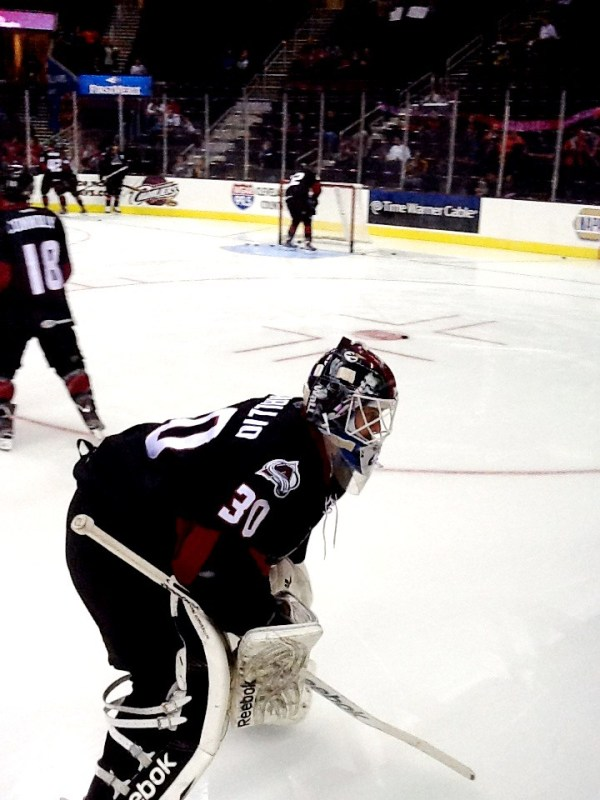 Monsters Game on 11/16/12 | AHL: Lake Erie Monsters vs ...