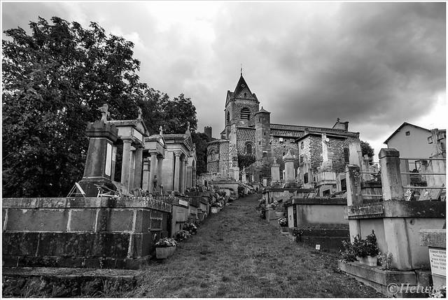 kerkhof Polignac