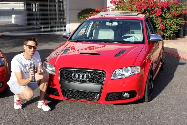 Aerofunction Carbon Fiber Hood - B7 Audi S4