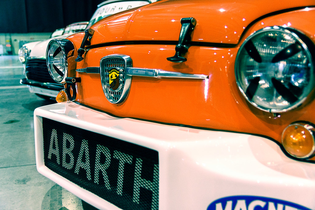 Abarth 850 Exposition zero300