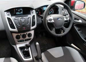 2013 Ford Focus Zetec 16 TDCi | The IP or instrument panel … | Flickr