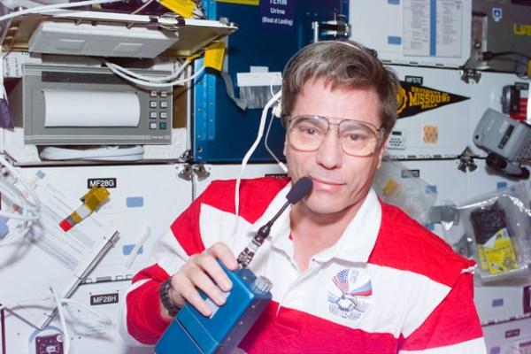 John Blaha Selected as an astronaut in May 1980 Blaha