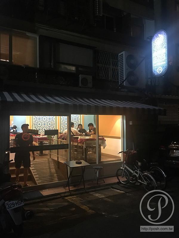 清真昆明園‧異國料理特色美味-台北/南京東路