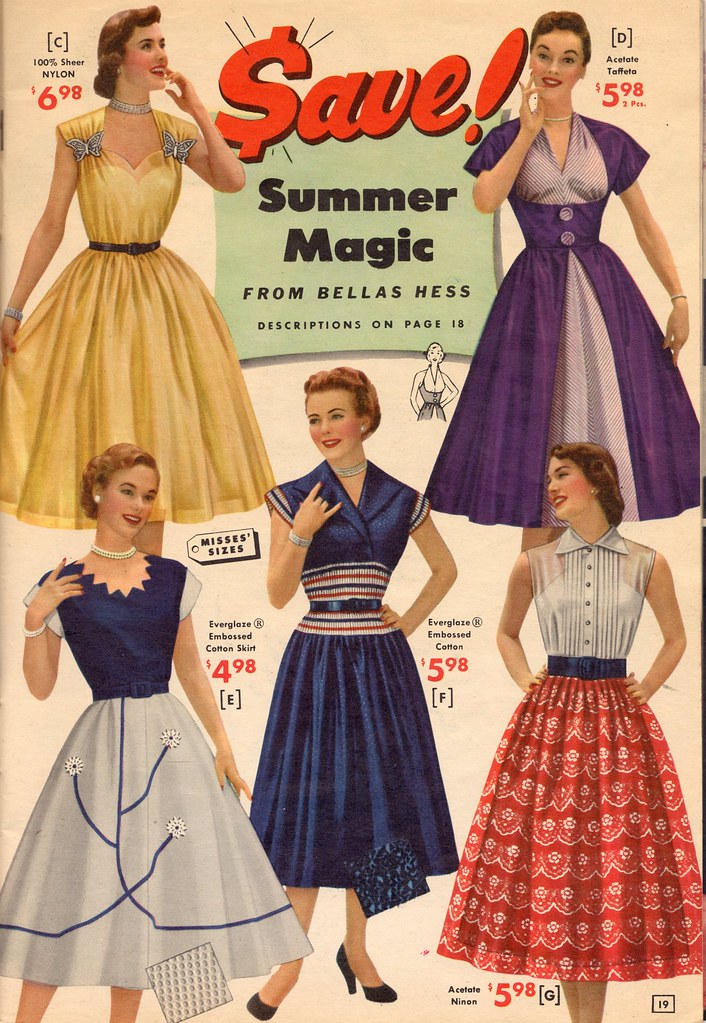 8459548687 a73f67146e b 1950 Fashion