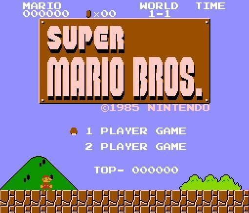 Super Mario Famicom