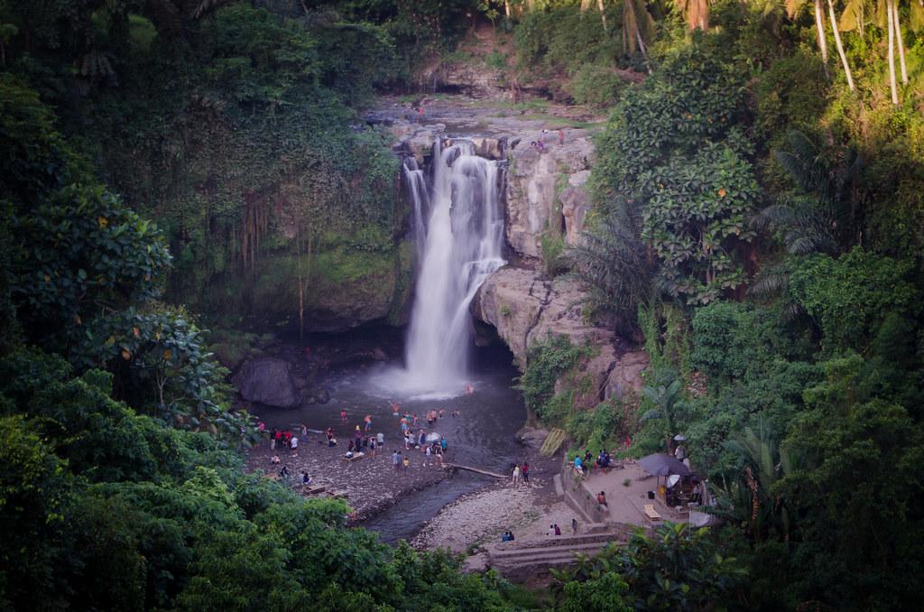 Tegenungen Waterfall, Ubud