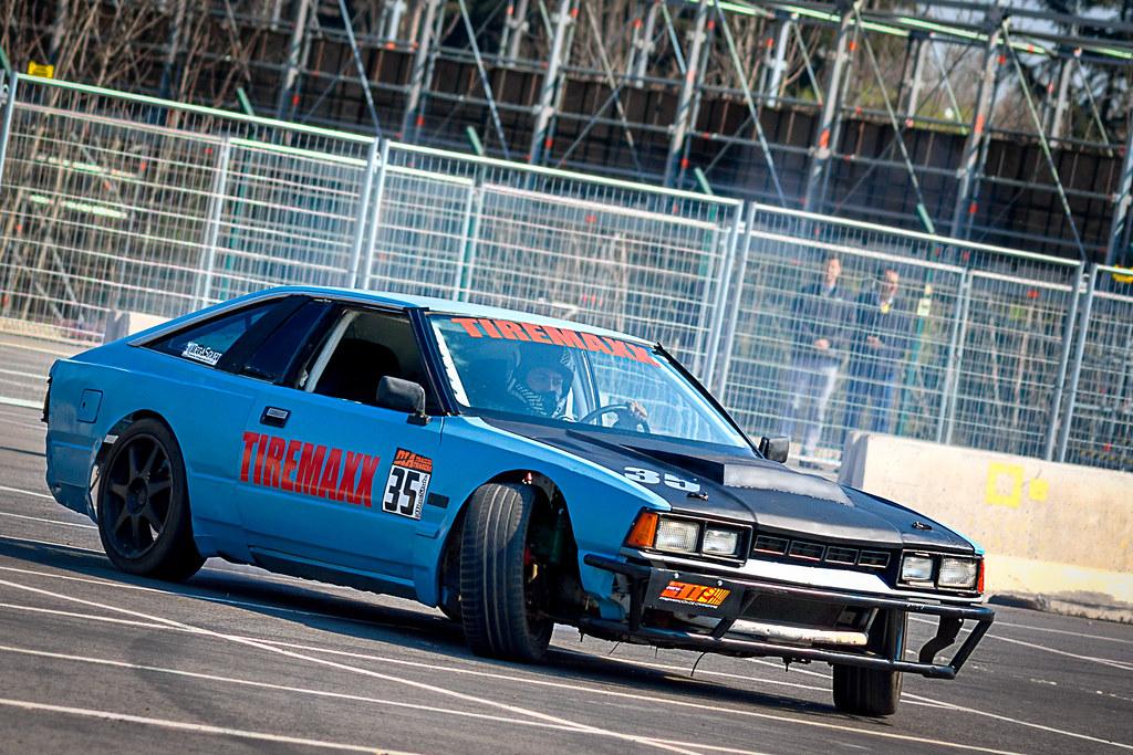 Nissan Silvia Drifting exposición zero300