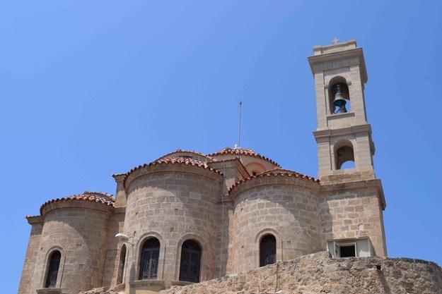 Church of Panagia Theoskepasti
