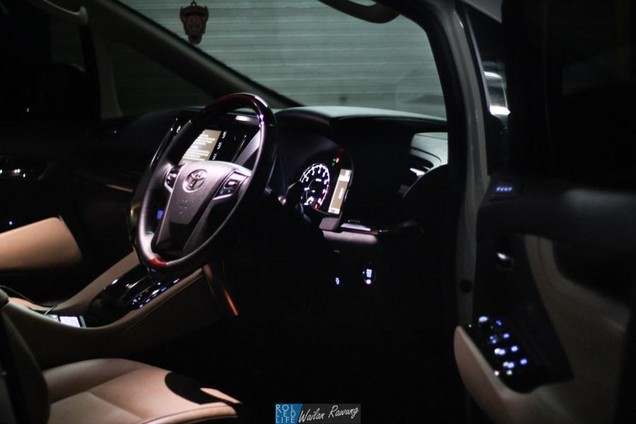 Kikianugraha Slammed Toyota Alphard-5