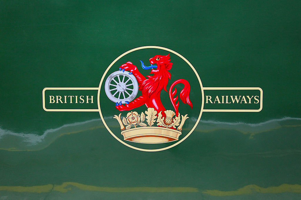 British Railways Crest British Railways Br Which From