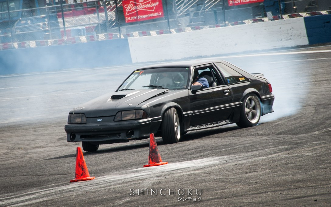 Evergreen Drift - Grassroots Round 2 (6-12-16)