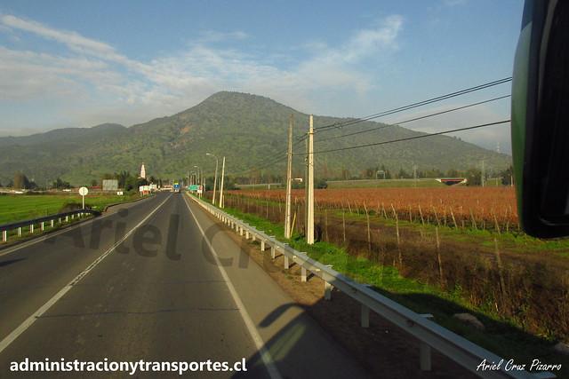 Carretera de la Fruta / Ruta CH66 - Tacoha HRXJ46