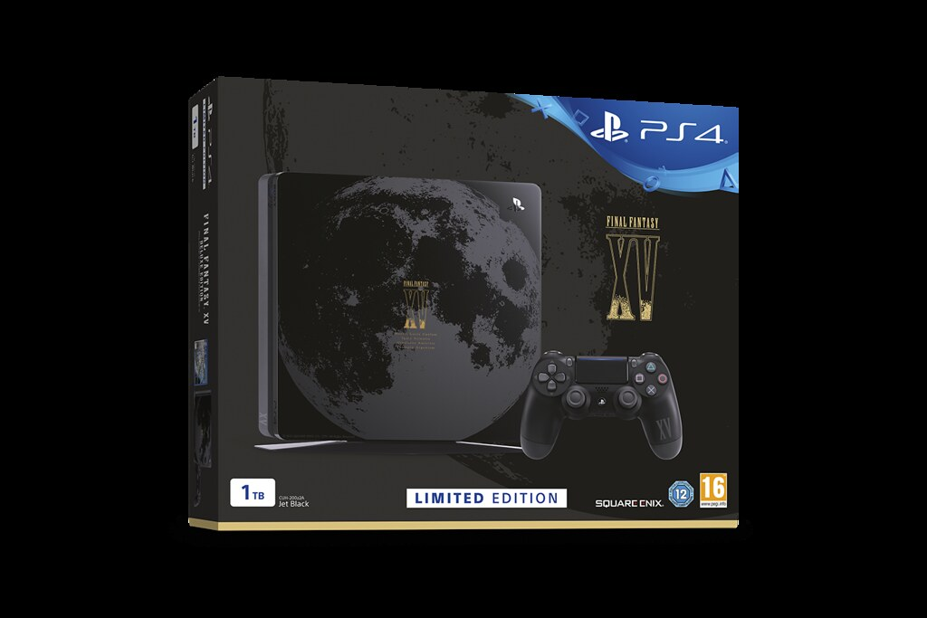 Final Fantasy XV Limited Deluxe Edition PS4 Bundle Announced 5