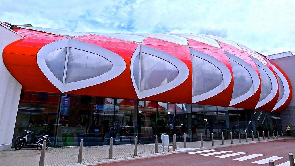 Mdiacit Lige Belgium Ron Arad 2009 Ken Lee Flickr