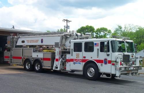 Prince George's County (MD) Fire & EMS Department Oxon Hil ...