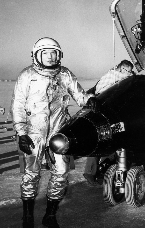 Pilot Neil Armstrong with X-15 #1 | NASA test pilot Neil ...