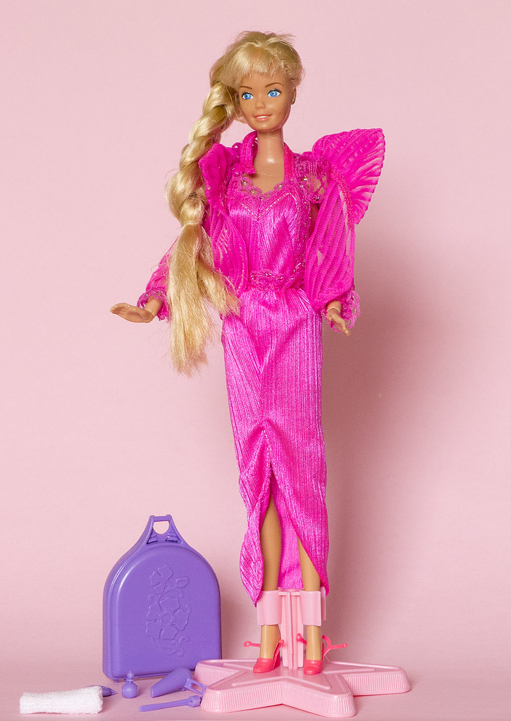 Beauty Secrets Barbie 1979 Id Never Heard Of This Doll