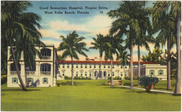 Good Samaritan Hospital, Flagler Drive, West Palm Beach, F ...