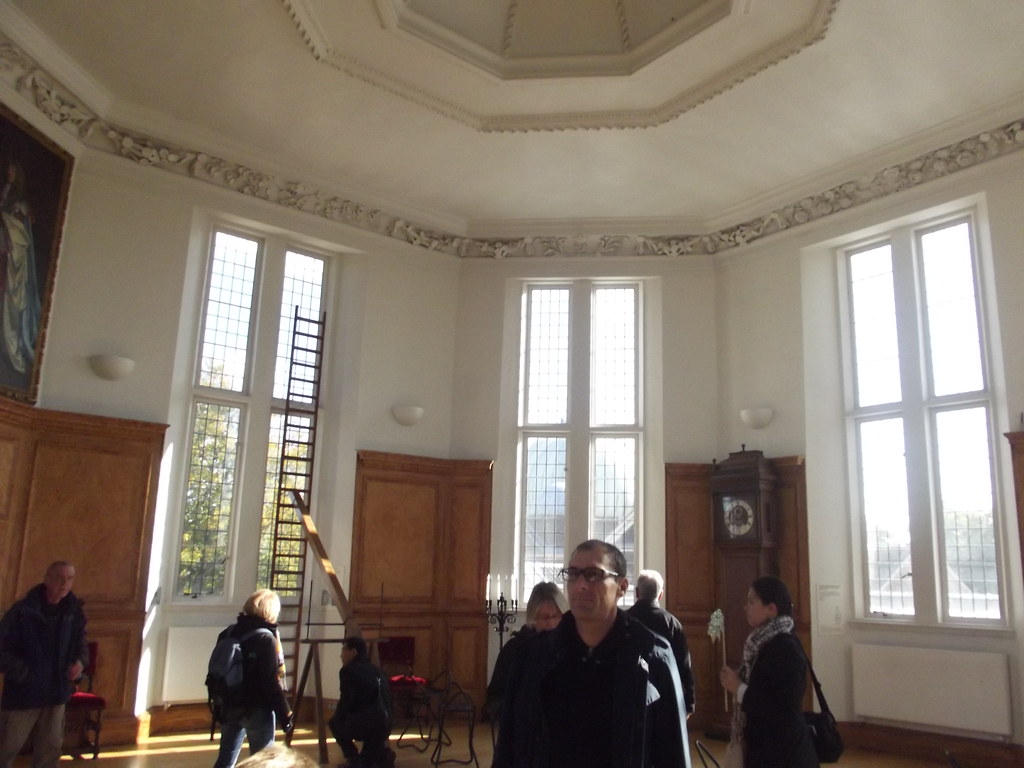 Flamsteed House Royal Observatory Greenwich Octagon Ro