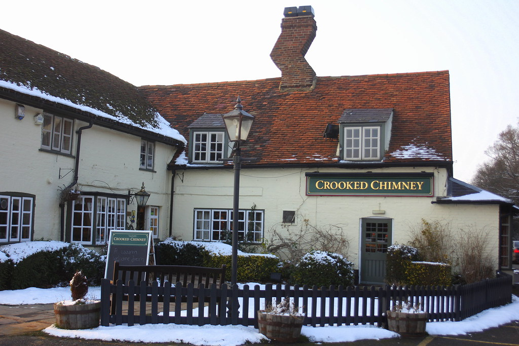 The Crooked Chimney Lemsford Herts The Crooked Chimney