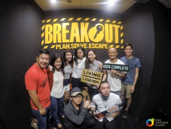 Breakout: HUSH
