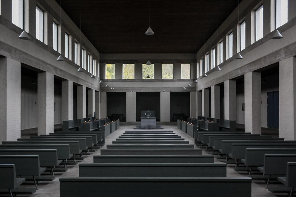 Upper Church Abdij Sint Benedictusberg Abdij Sint