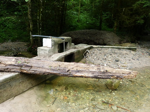 watergate at Hörschbachfälle
