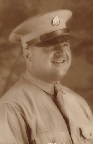 Ben Klishis WWII