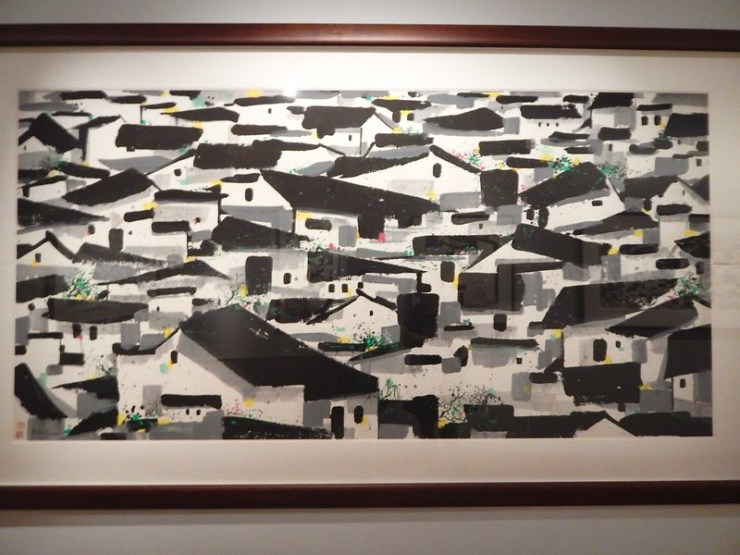 Wu Guanzhong: Beauty Beyond Form