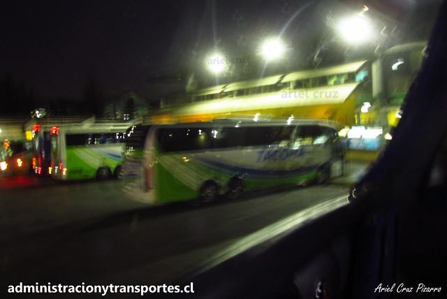 Terminal Sur Santiago - FWXW38