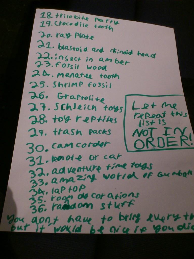 Graces Christmas List Part2 C Isabelle Adam