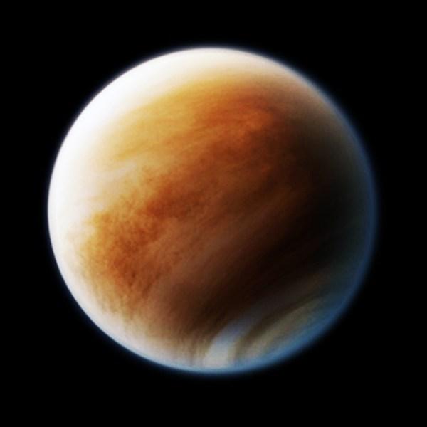 Venus Planet - Nasa Image Enhanced | Venus Planet - Nasa ...