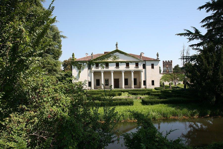 Villa Valmarana Scagnolari Zen - Andrea Palladio.