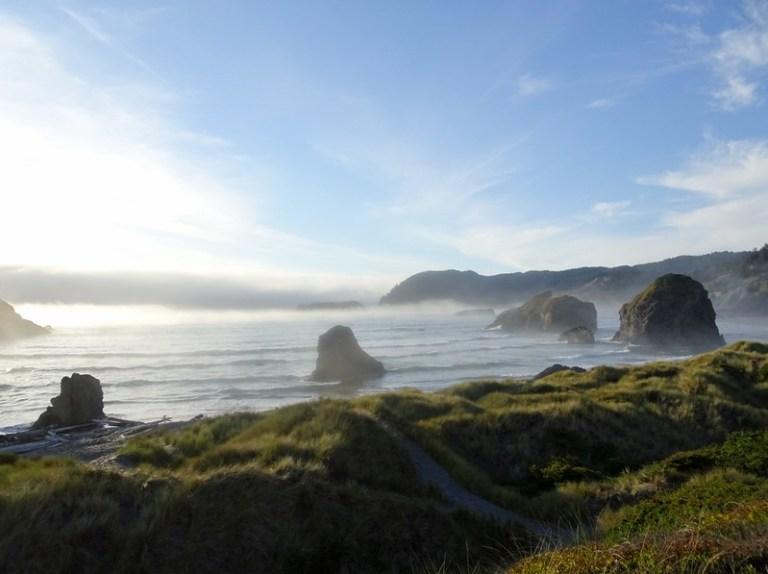 Oregon coast - the tea break project solo travel blog