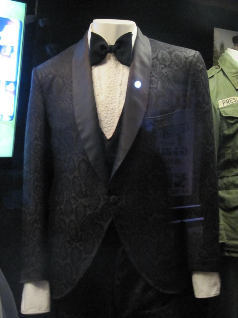 Elvis Presley Graceland Wedding Tuxedo Mr Littlehand