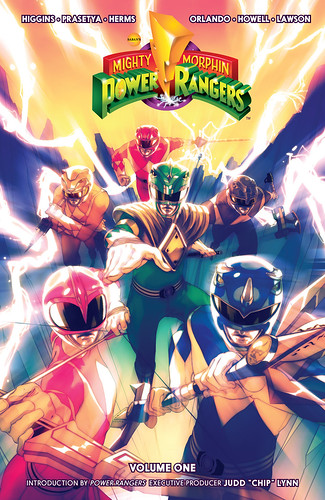 29479231752_c31ba53c10 ComicList Preview: MIGHTY MORPHIN POWER RANGERS VOLUME 1 TP