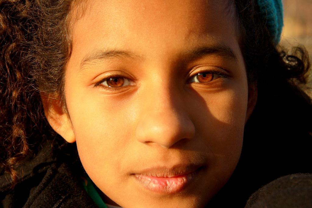 Pretty Brown Eyes Carol Lara Flickr