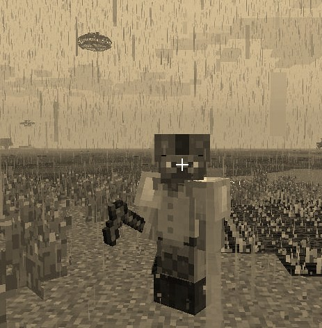 UFO Sightings In Minecraft 2132013 Old Minecraft