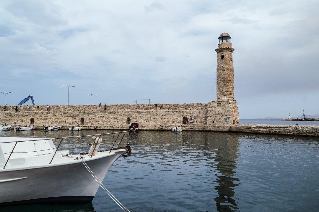 Porto di Rethymno