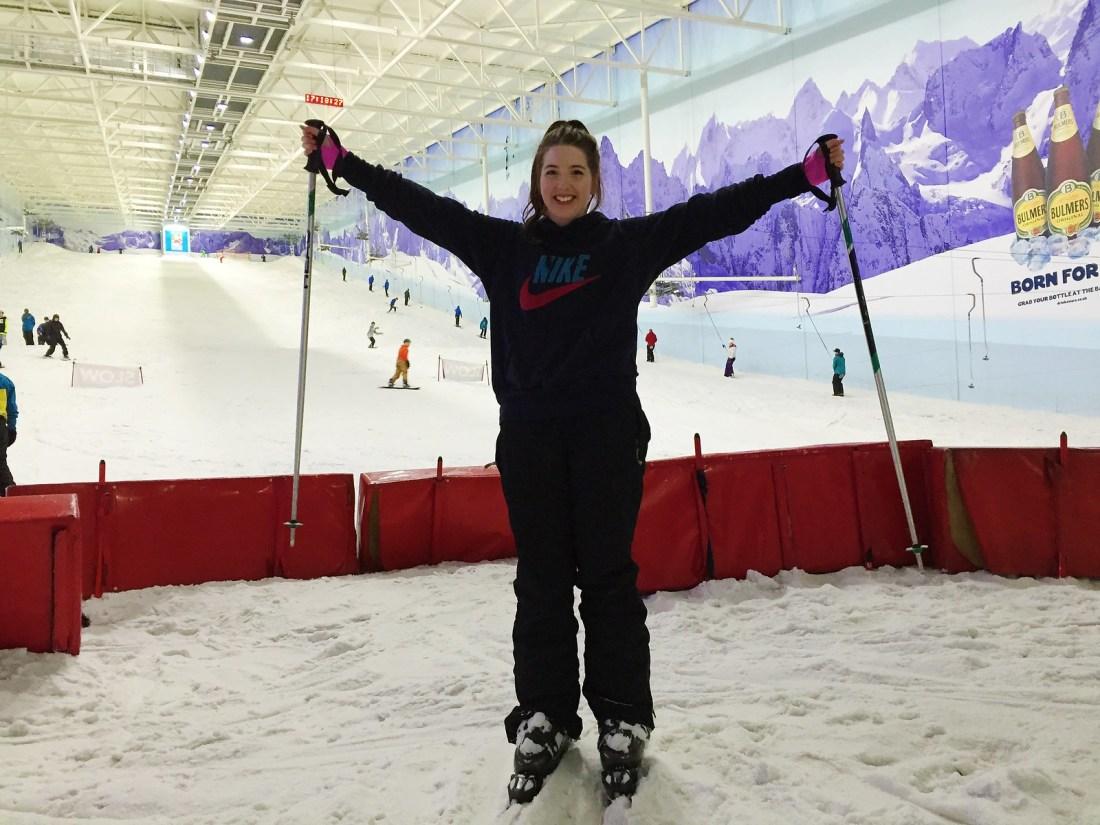Ski Improver Day Lesson Chill Factore
