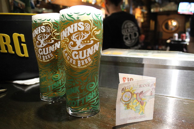 Innis&Gunn, en 'World's End'