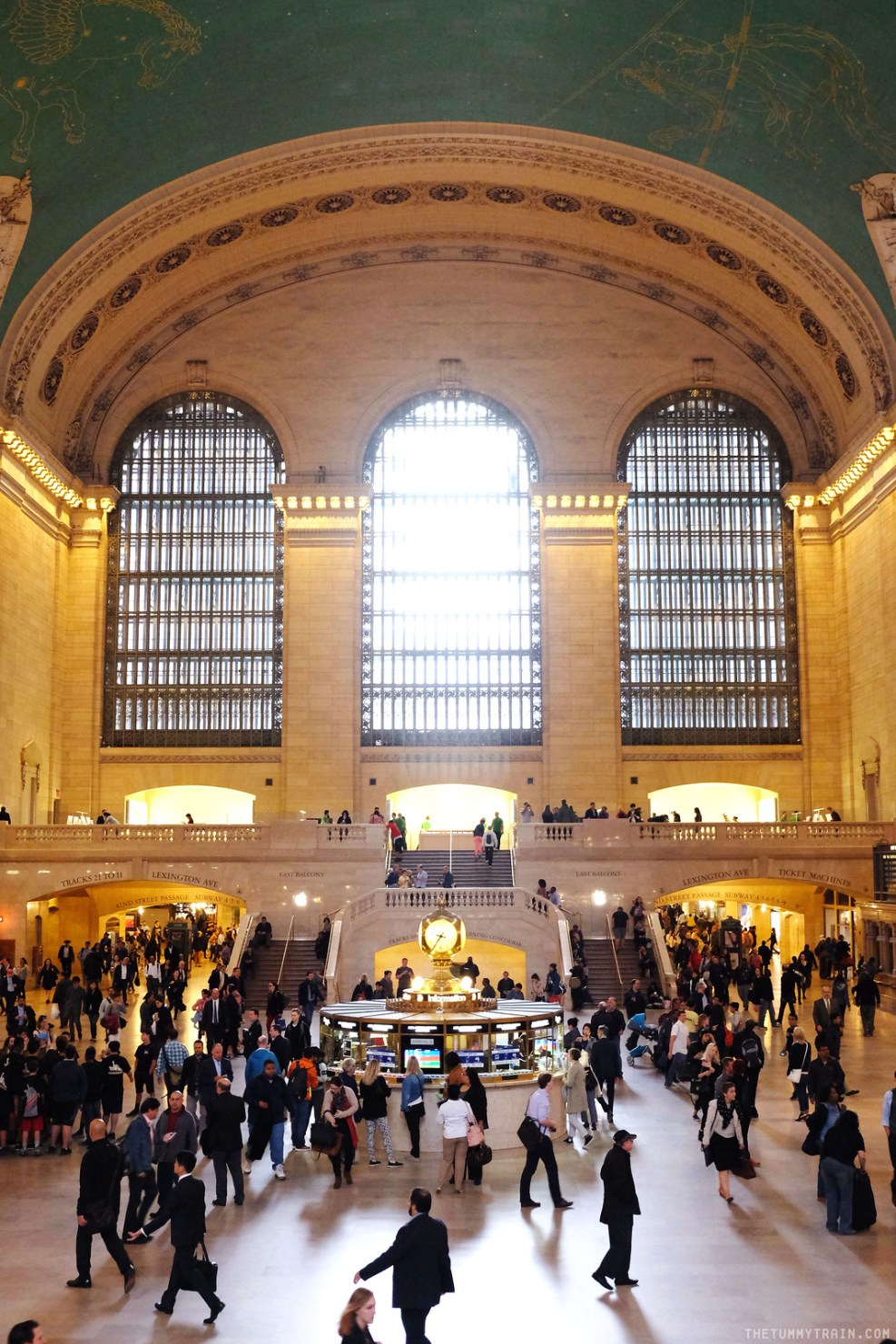 Travel Diary: A feel of the NYC fast life at Grand Central
