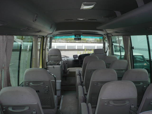 Toyota Coaster Saloon Interior Aamir Aijaz Flickr