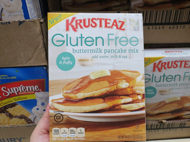 Krusteaz gluten free Php 240